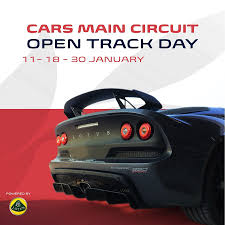 CAR OPEN TRACK DAY