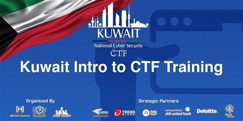 Kuwait Cybersecurity CTF Training