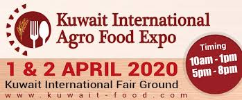 Kuwait International Agro Food Expo 2020