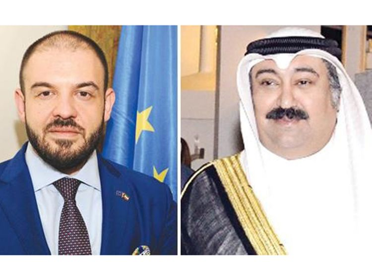 Europeans will have same access as Kuwaitis