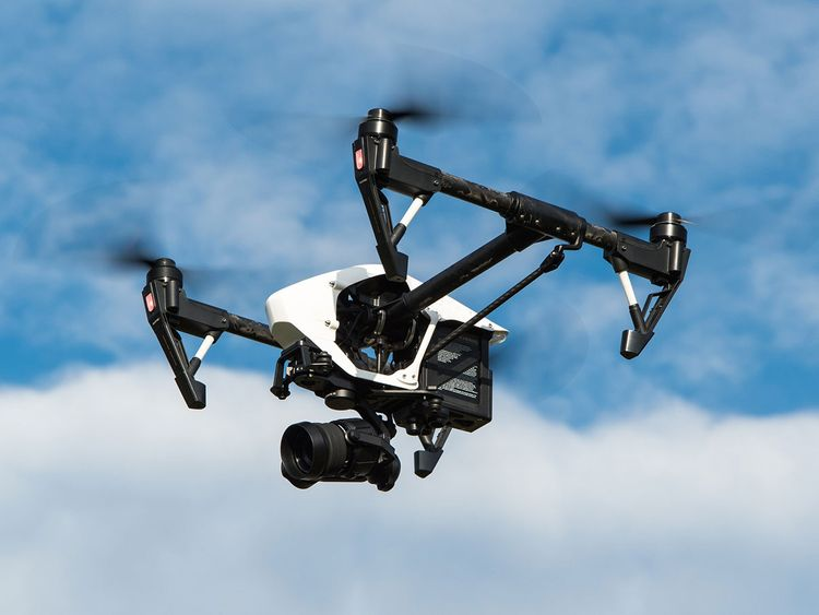 Kuwait turns to drones to spot road offenders